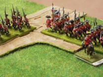 021 More British infantry arrives
