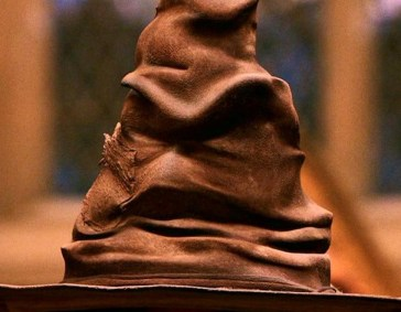 Life would be way easier if there was just a sorting hat that could divide us into 'Gonna be a writer' and 'Never gonna be a writer'.