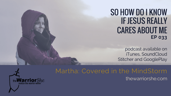 033. How Do I KNOW If Jesus Really Cares?
