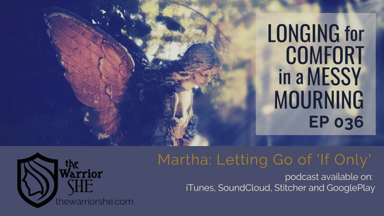 036.Longing for Comfort in a Messy Mourning