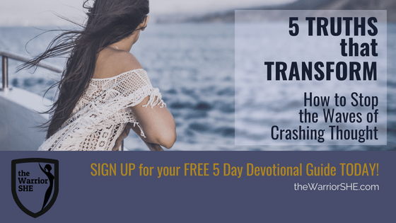 5 Truths that Transform: How to Stop the Waves of Crashing Thought
