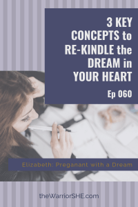 3 Key Concepts to Re-Kindle the Dream in Your Heart.PIN