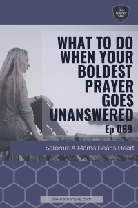 069. Bold Prayer