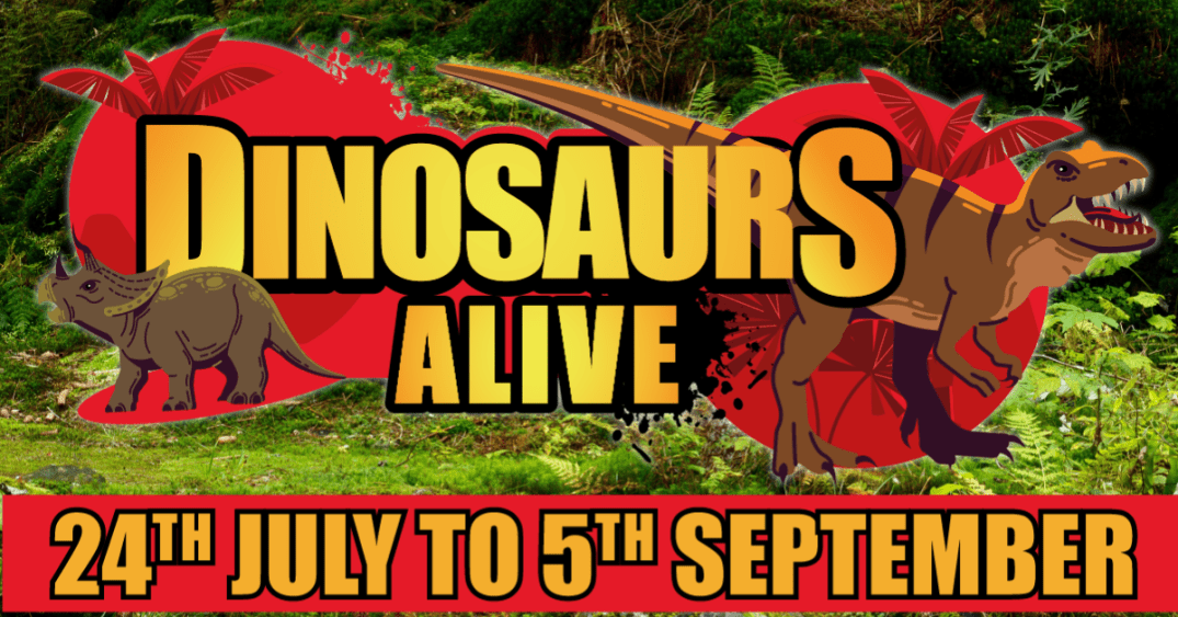 Dinosaurs Alive at Hatton Country World