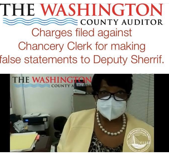 Charges Have Officially Been Filed Against Two Washington County Employees By The Washington County Auditor's Tommy Tatum