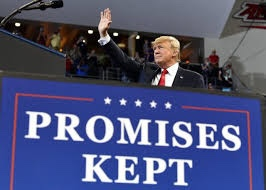 President Donald Trump Is Itching To Get Back Out Onto Campaign Trail.
