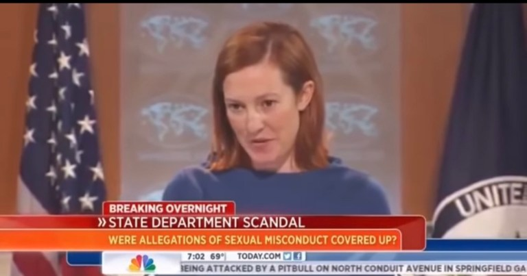 Why does Jen Psaki Still Have A Job? She Helped Coverup Massive Federal Prostitution And Pedophillia Investigations While Spokesman With The State Department When Hillary Clinton was  Secretary Of State!