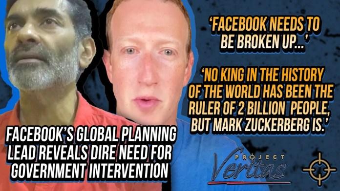 Facebook Employee Says Facebook Needs To Be Broken Up.