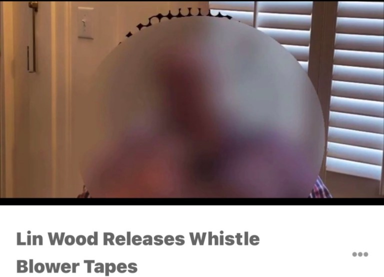 Lin Wood Releases DEEPSTATE Whistleblower Interview Alleging Conspiracy To Assassinate   Supreme Court Justices.