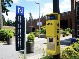 campus call box