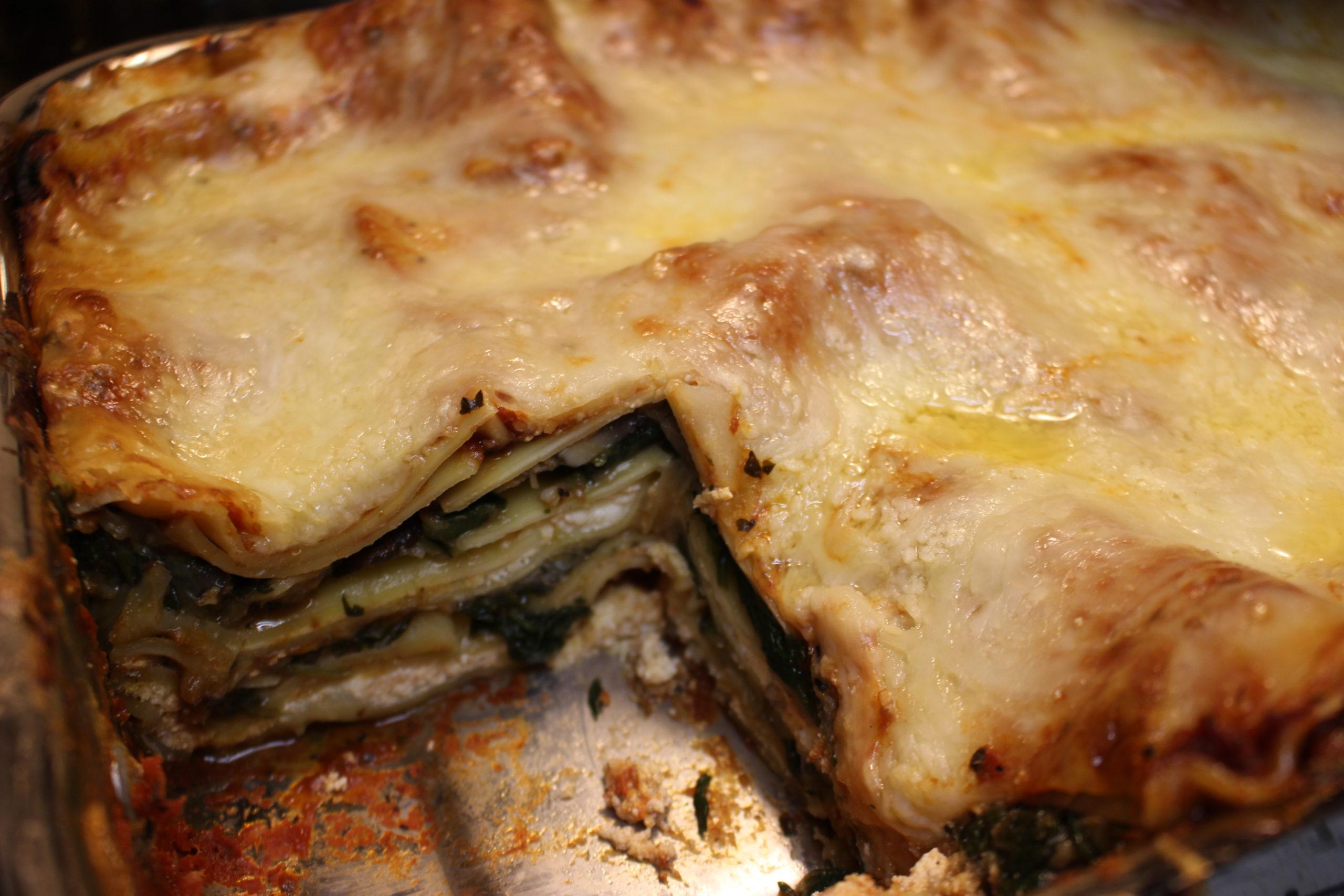 lasagna final