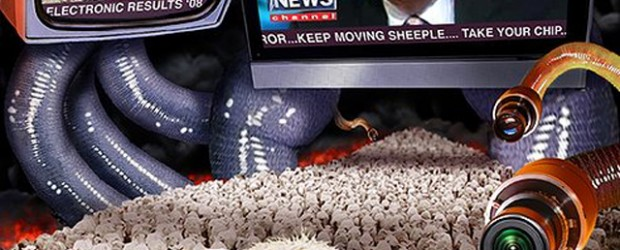 Scientists at the University of Leeds have conducted research that proves the tendency many have to act like sheep, unwittingly following crowd as if they didn't possess a reasoning mind. While this tendency may have its uses in some situations, such as planning pedestrian flow in busy areas, it doesn't inspire a ton of hope for humankind. The study showed that it takes a minority of just five percent to influence a crowd's direction –...
