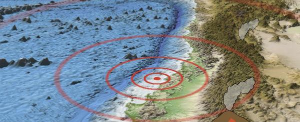 M Recientes destructivo 8,0 terremoto que sacudió las Islas Salomón el 6 de febrero de 2013, así como enjambre sísmico en curso en la zona, es justo recordar que vivimos en un planeta que está sufriendo un cambio constante.  Según el sismólogo las teorías de los ciclos del terremoto.  los devastadores terremotos que sacudieron a Tohoku, Japón, en 2011, Sumatra en 2004 y Chile en 1960 - todas de magnitud 9,0 o mayor - no debería haber ocurrido.  Y eso podría significar la predicción de terremotos necesita una reforma, algunos investigadores.  Todos esos terremotos, incluyendo el último en Islas Santa Cruz, golpeó a lo largo de las zonas de subducción, donde dos de tectónica de la Tierra ...