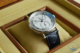 Breguet Classique 5277- Unboxing Review [5277bb-12-9v6] - Siting in supplied presentation box