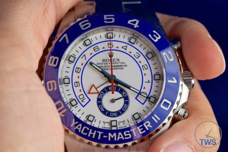 Rolex Yachtmaster II - Held in hands - Review [116680]