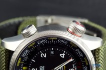OrisBig Crown ProPilot Altimeter 47mm: Hands-On Review[01 733 7705 4134-07 5 23 14FC] - Side view of watch with venting crown open