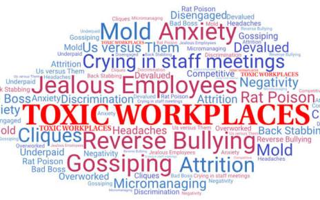 Secrets of a Toxic Workplace [Part 2]: How To Turn the Ship Around!