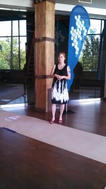 Linda Reid, UW-Whitewater Professor