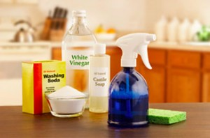 home made house cleaning products