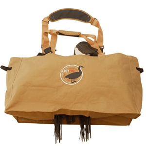 Silhouette Decoy Bag