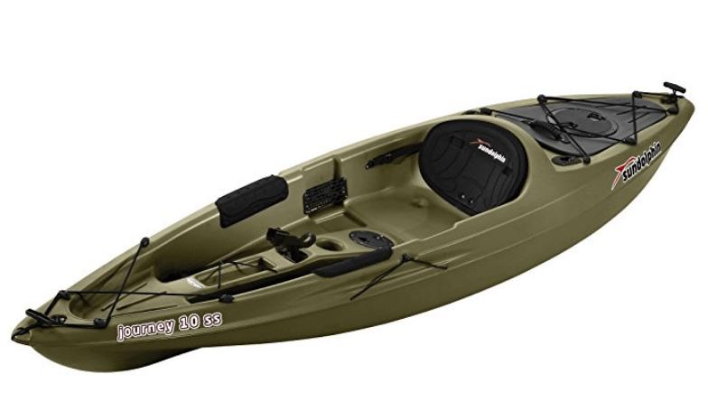 duck hunting kayak