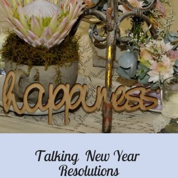 How are you doing with your New Year resolutions