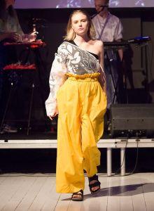 Designer- Albin Granaas, Fashion UP! 2017 Foto- Peter Håkansson