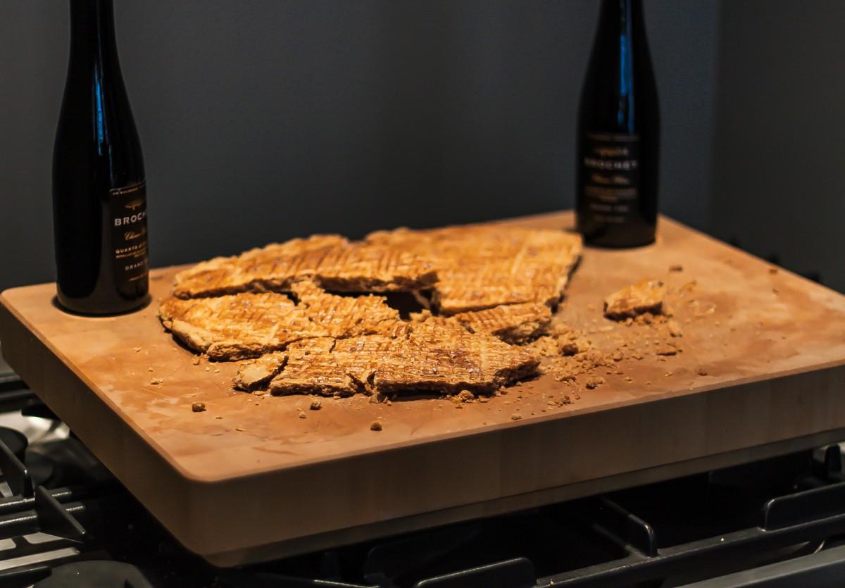 Broyé du Poitou_Till dessertvinet Brochet Quarts de Chaume