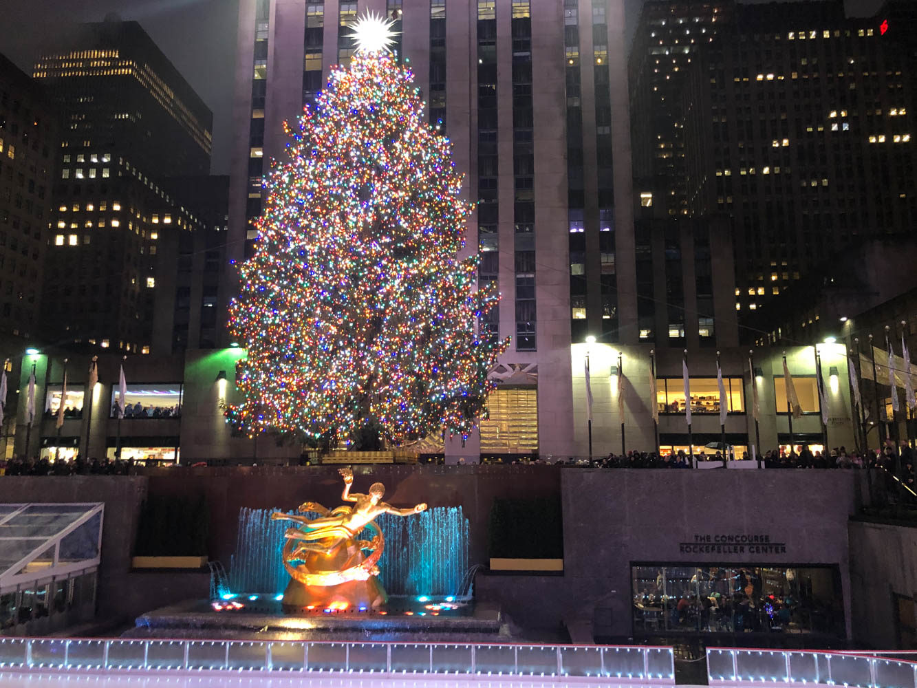 The Best New York Christmas Itinerary for First Timers
