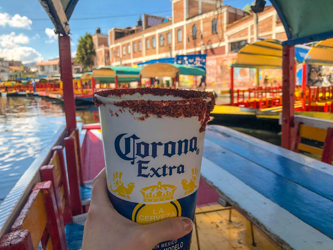 Visitng Xochimilco Mexico City