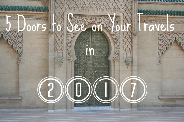 famous doors & 5 Famous Doors to See on Your Travels in 2017 - The Wayfaring Voyager