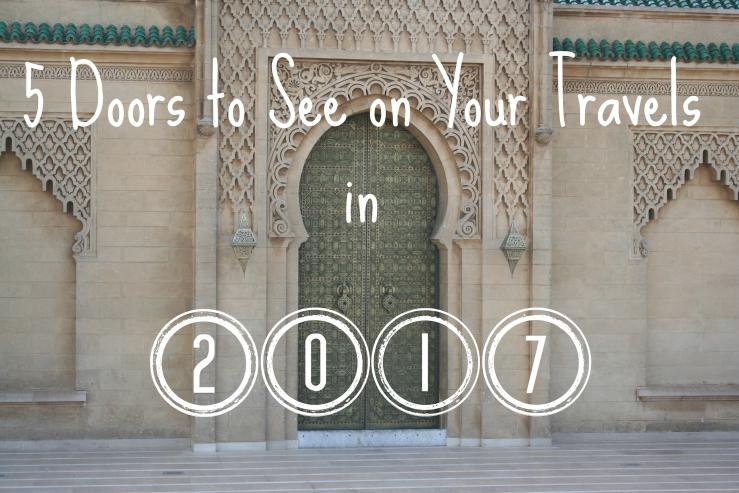 famous doors
