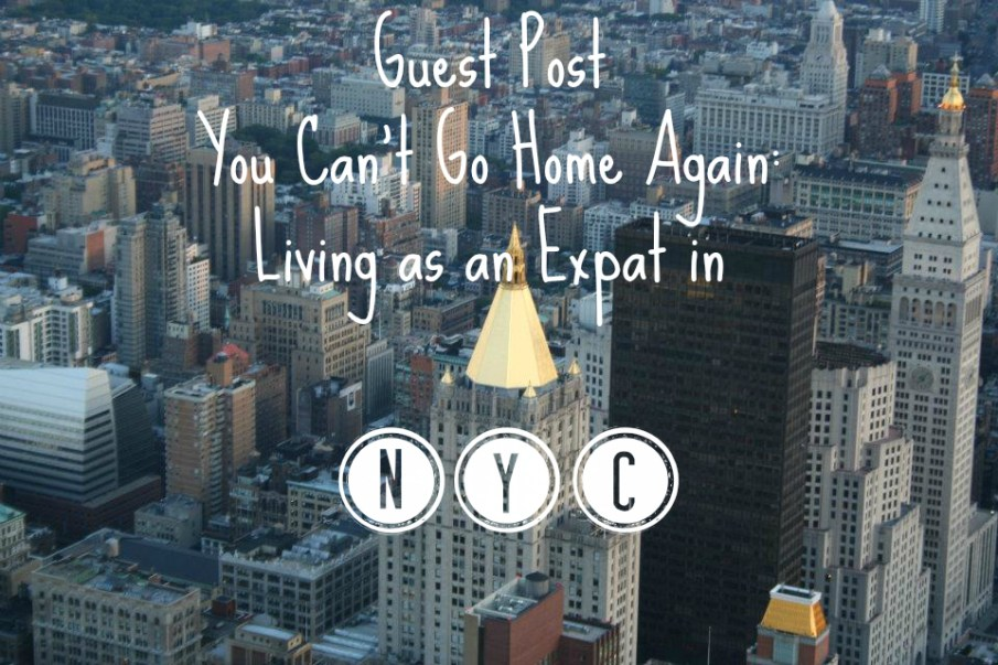 expat in nyc