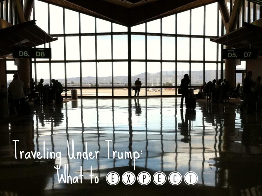 travel under trump