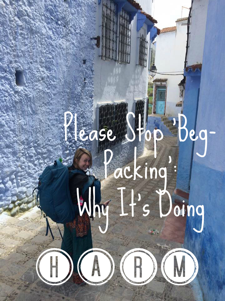 stop beg packing