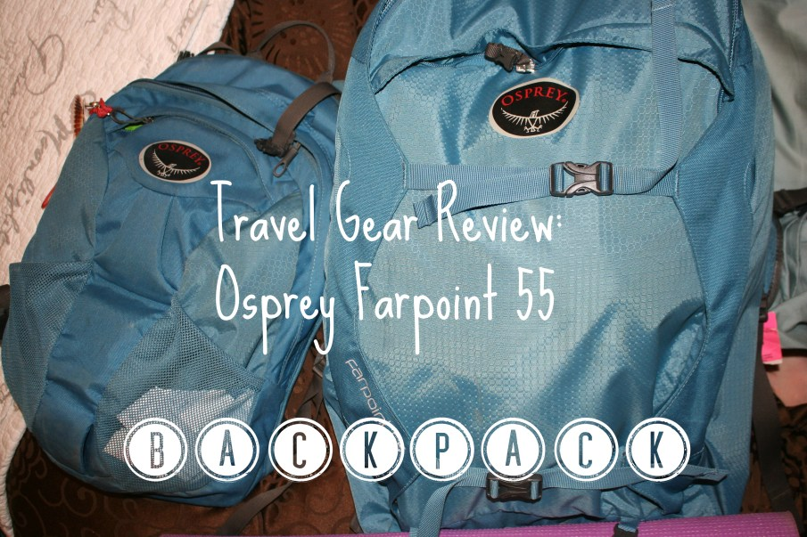osprey farpoint 55 backpack