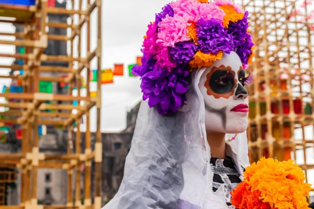 Best Places in Mexico to Celebrate Diá de los Muertos