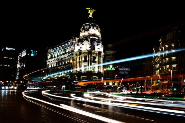 Best Places for Nightlife in Madrid, Spain