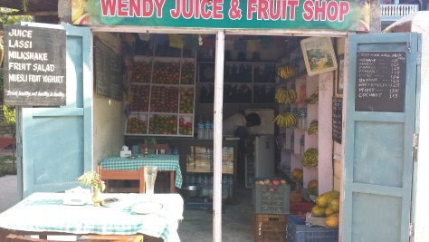 Wendy Juice & Fruit Pokhara
