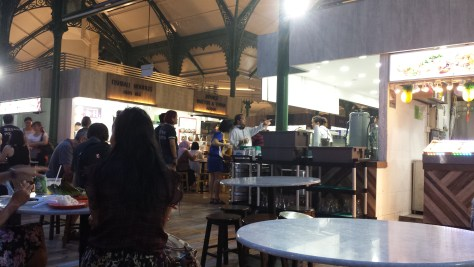 Hawker Markets
