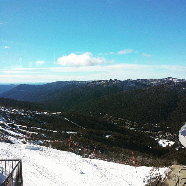 Thredbo slopes