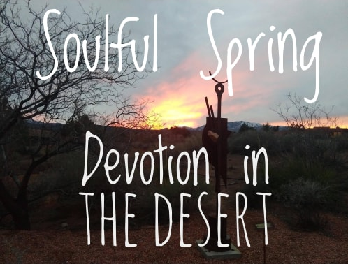 Soulful Spring (featuring bonus Onward and Upward Tarot Spread)