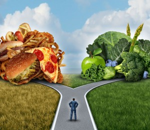 The Way To Your Health, man choosing whole foods plant based lifestyle