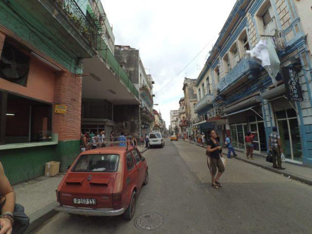 Street in Havana Cuba