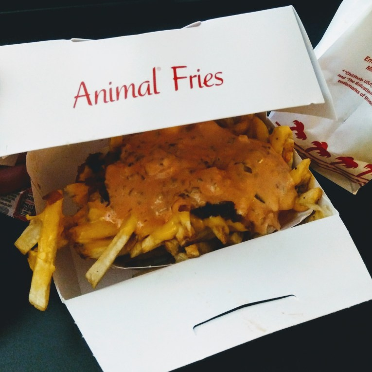 animal fries secret menu