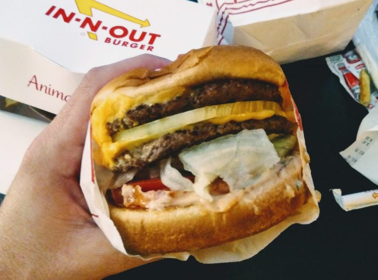 double double in n out