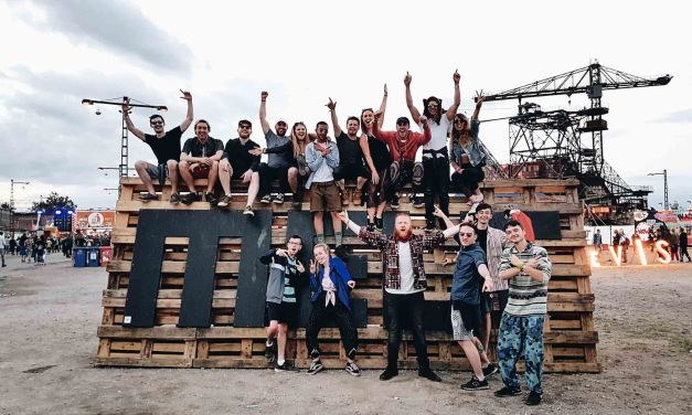 Melt Festival: An American's First Music Festival Abroad