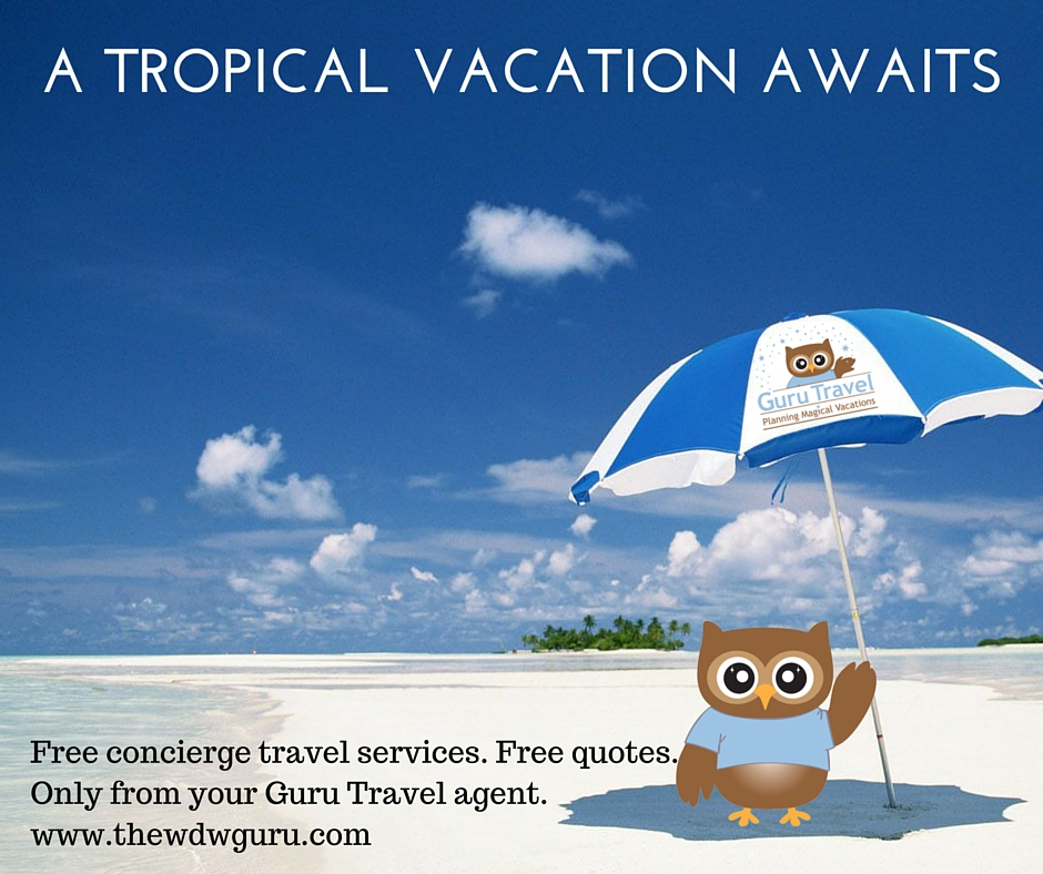Guru Travel Tropical Vacations