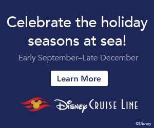 Disney Cruise Halloween & Holidays 2016