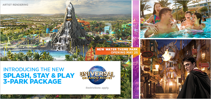 Splash, Stay and Play Vacation Package